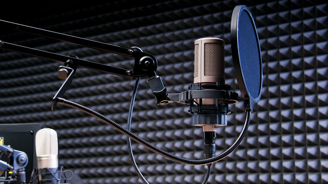 Tontechnik die begeistert…